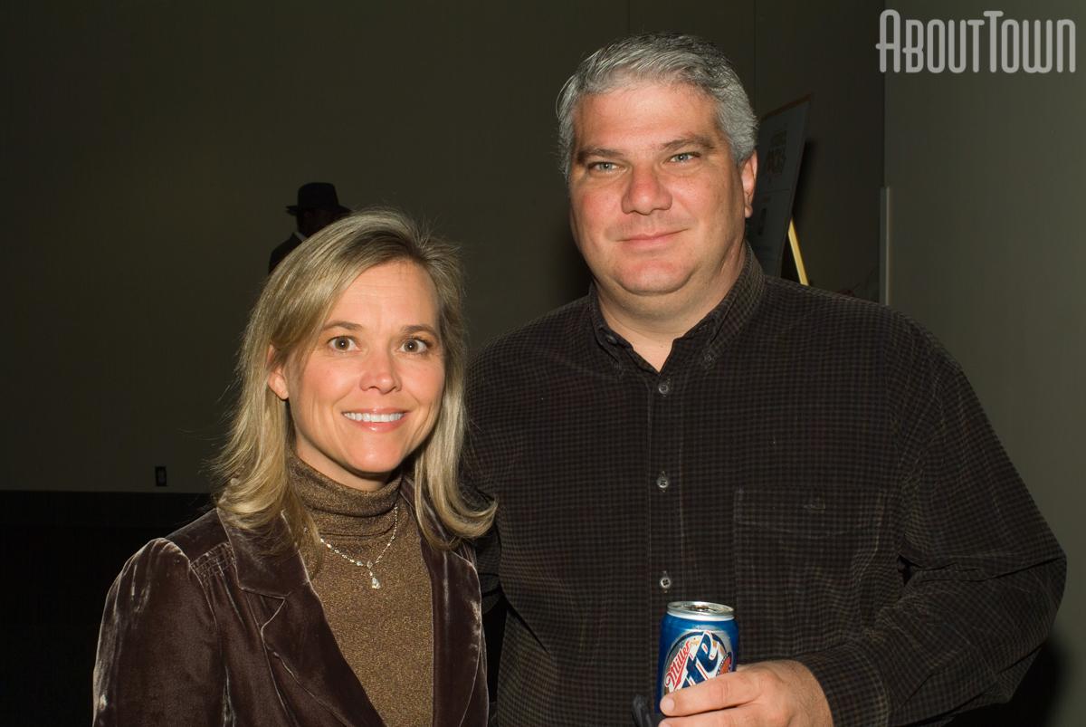Melinda and Ed Aldag