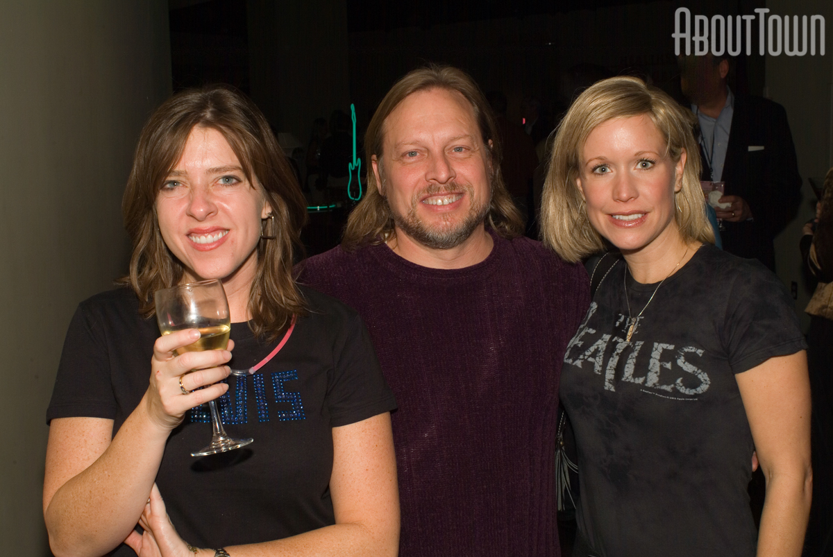 Tammy Silverman, Rodney Davidson, Amy Argo
