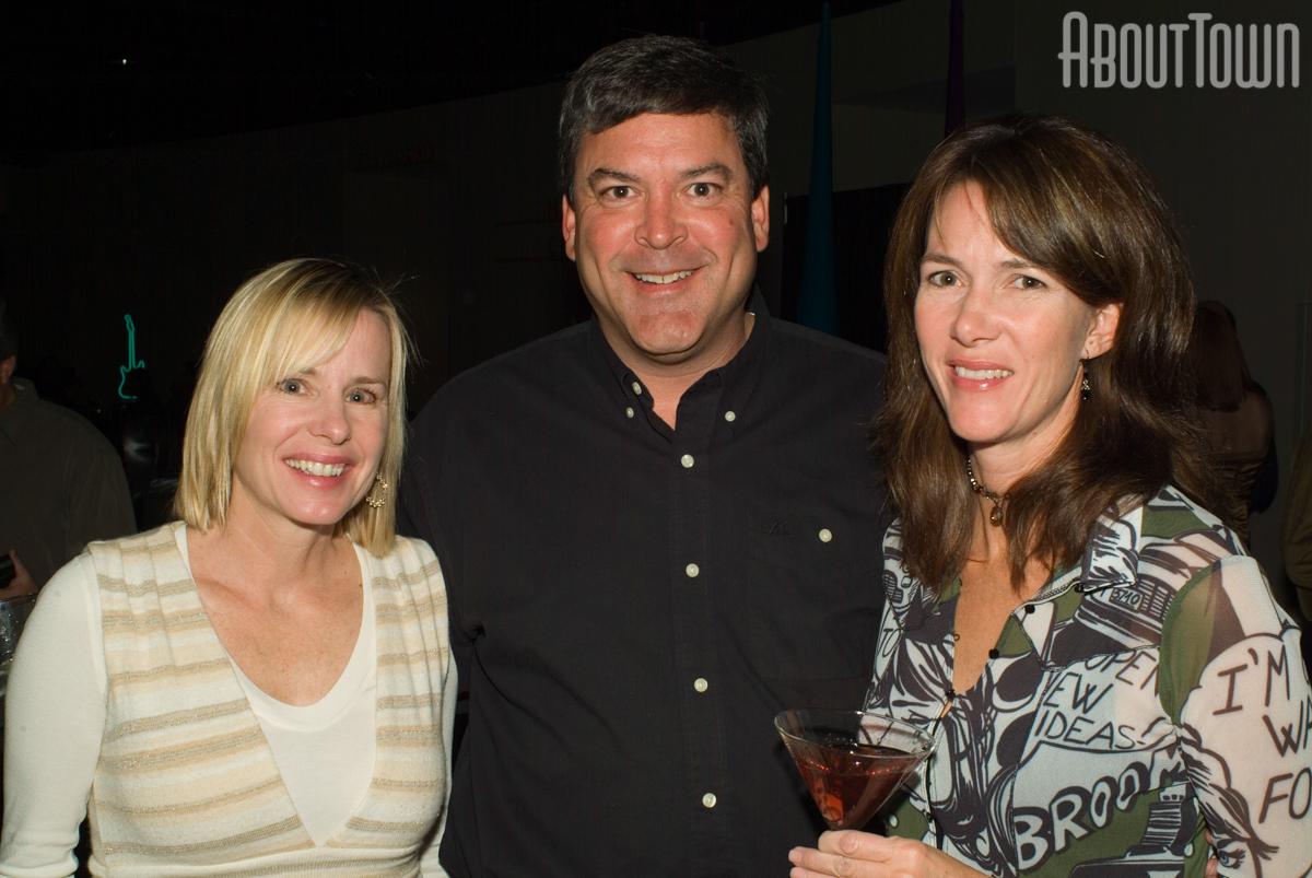 Tracey Gardner, Steve Harris, Lee Sewell