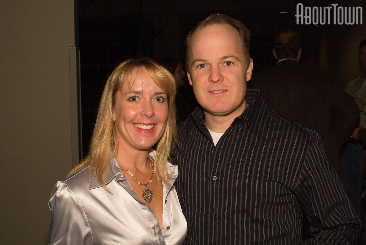 April and Mike Bauder