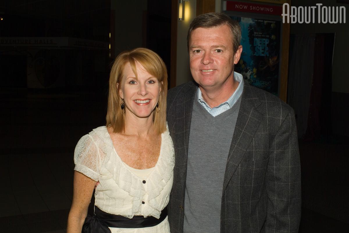 Margaret and Tim King