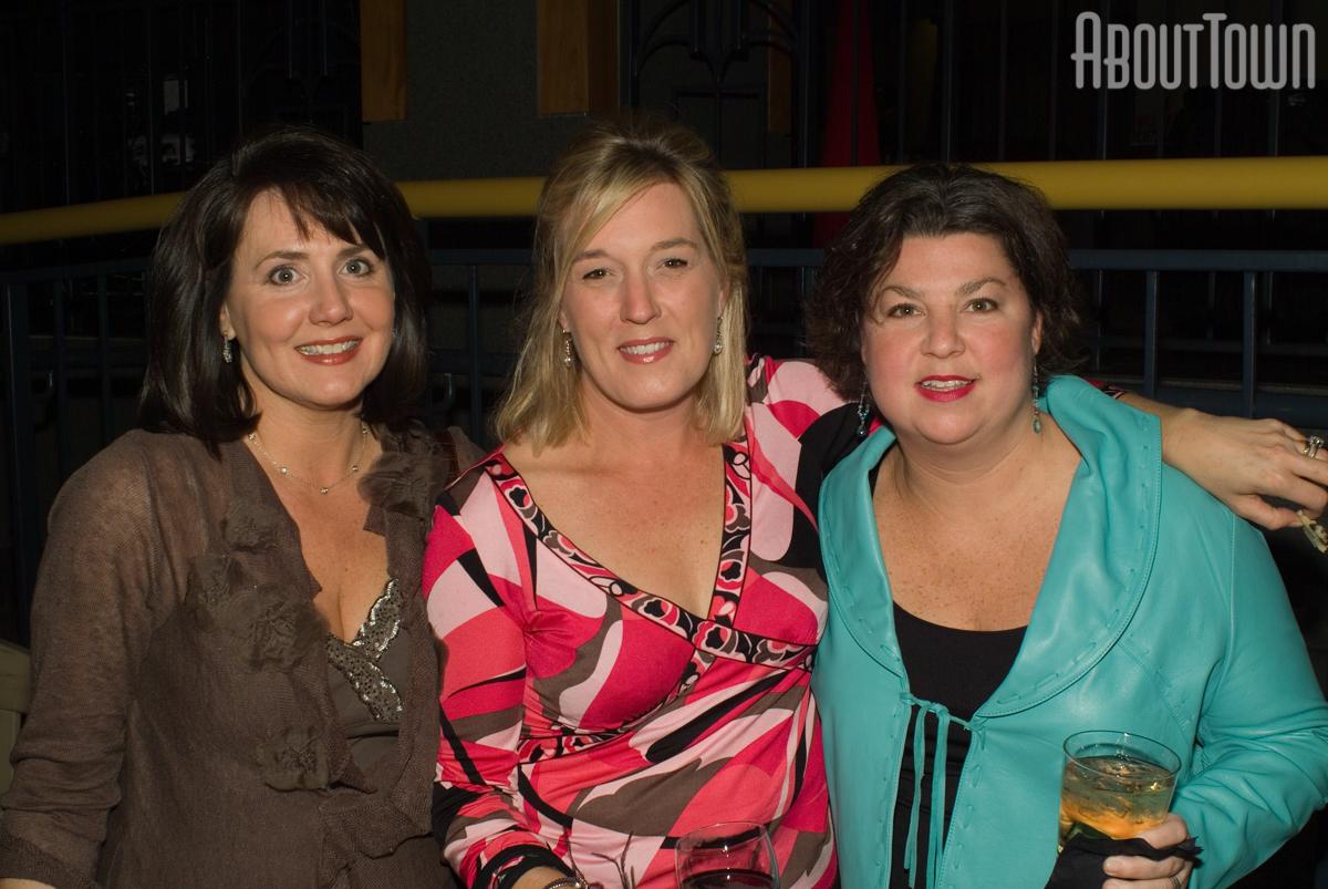 Leigh Bromberg, Harriet Brewster, Susan Alison