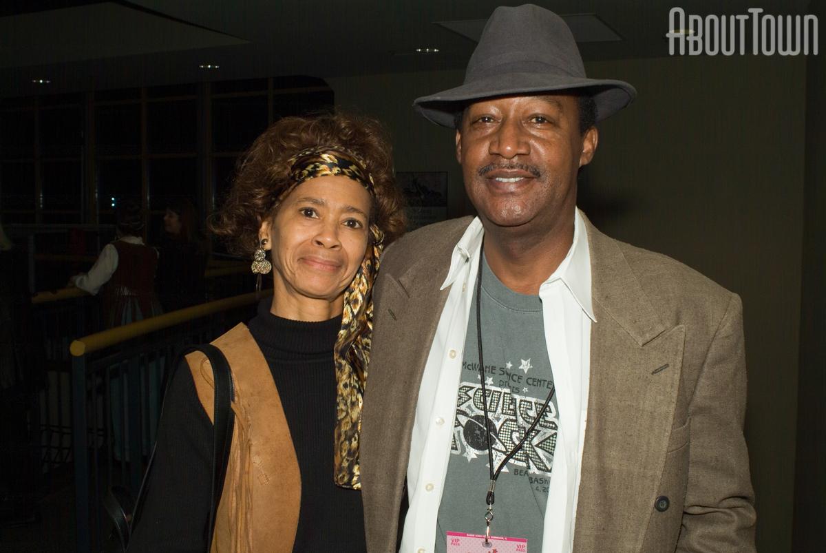 Sandra and Gary Grooms
