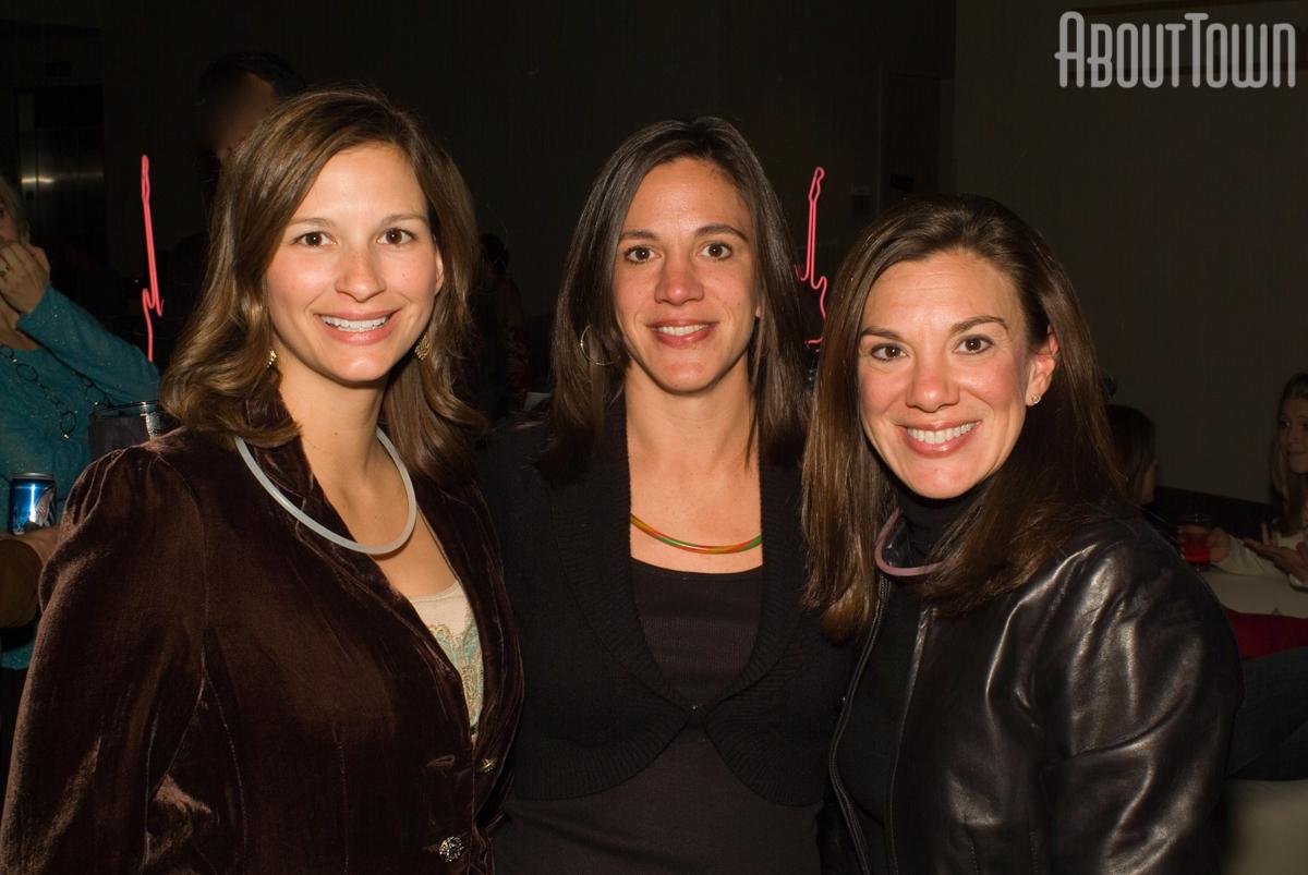 Julie Harris, Robyn Gaut, Cheryl Fritz