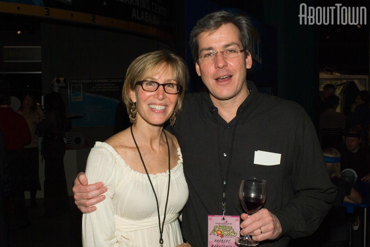 Deborah and Michael White