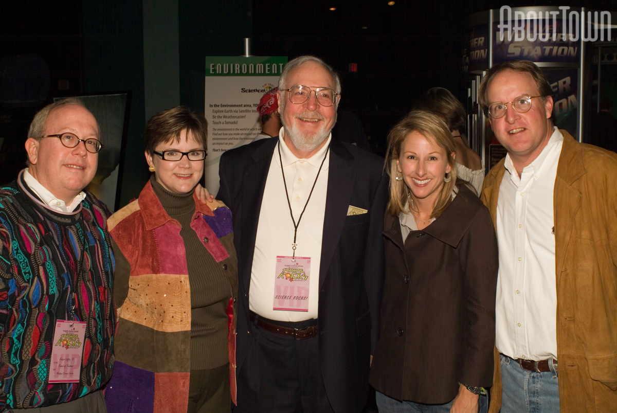 Bob and Virginia Loftin, Tom Ritchie, Lynn Ritchie, Alan Ritchie