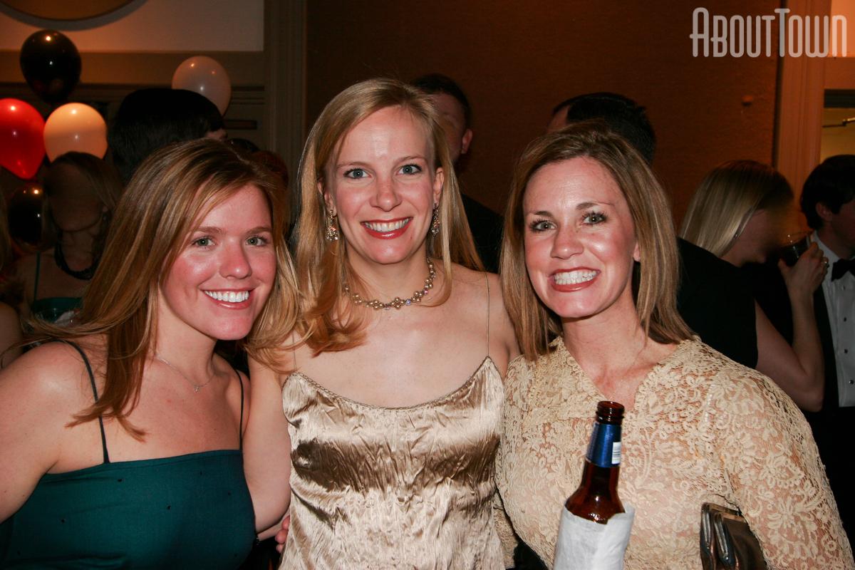 Caroline Coates, Jenny Evans, Kelly Norwood
