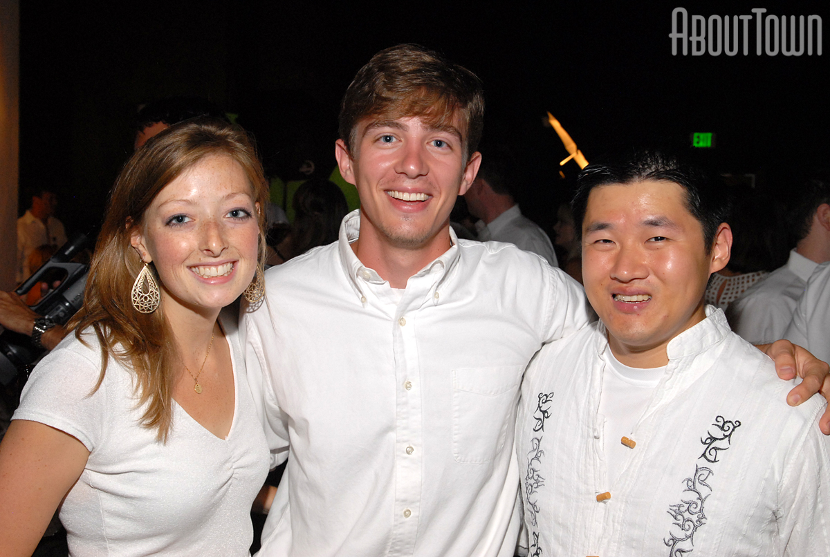 Betsie Boggs, Andrew Martin, Dave Chong
