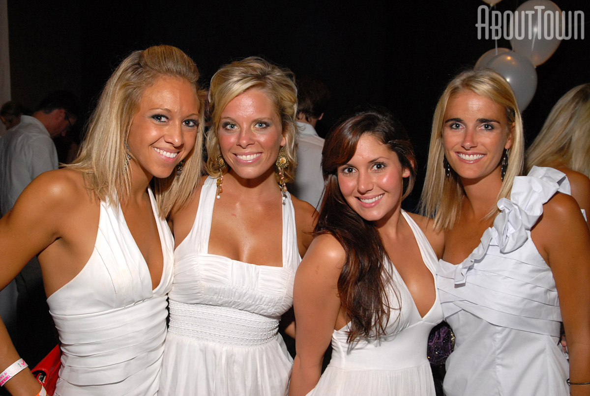 Catherine Allen, Ryanne Taylor, Brittany Hughes, Stacey Fill