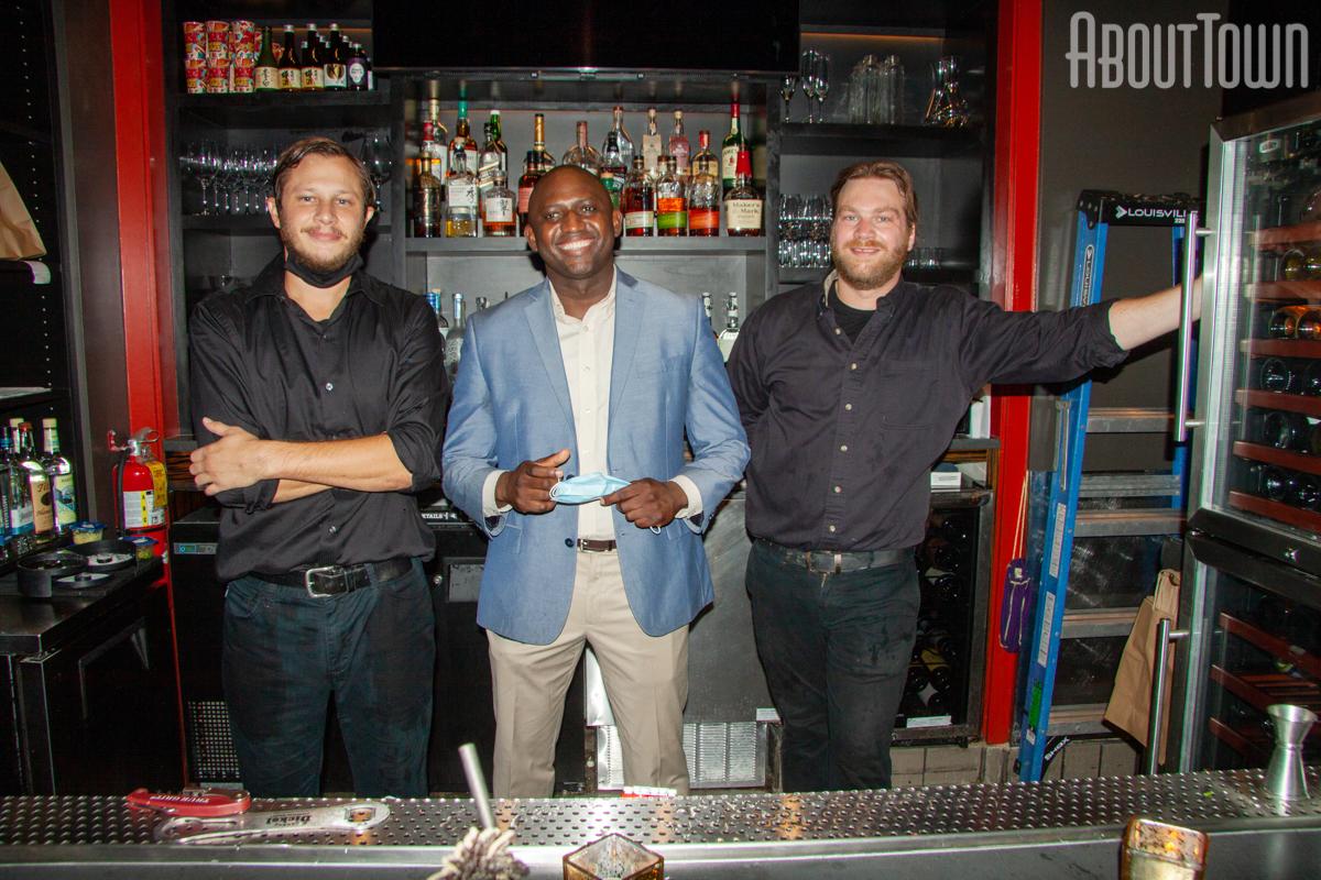 Aaron Moore, Abe Houma, Mitchell Bond