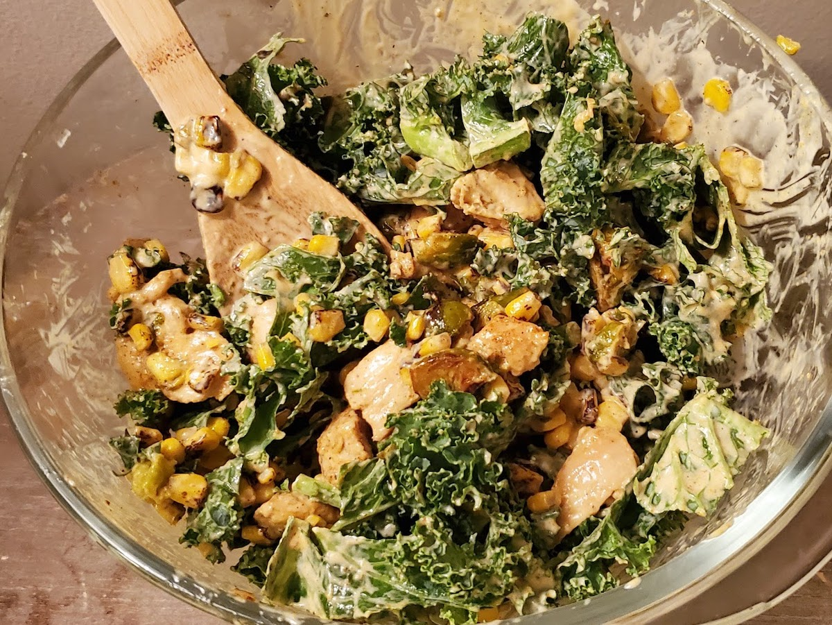 Spice up a Fall Evening with this Flavorful Salad