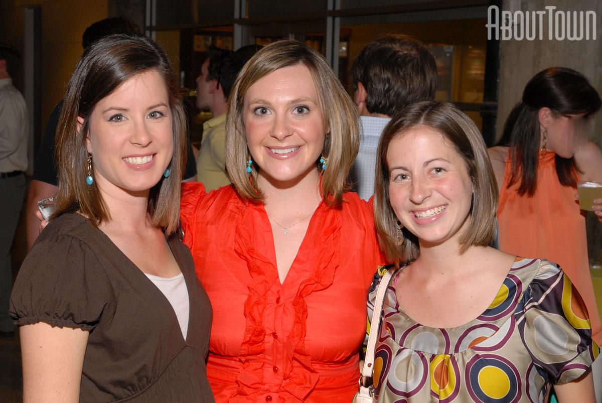 Kristin Davis, Stephanie Magnus, Rebecca Smith