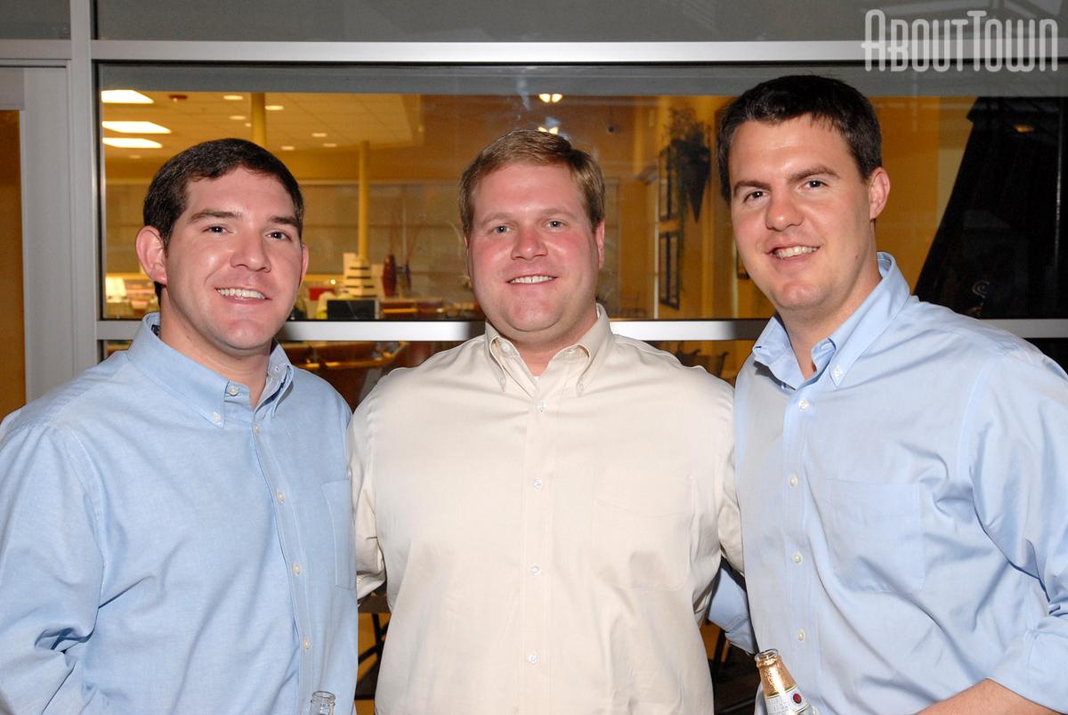 Stewart McCloud, Josh Baker, Jonathan Wells