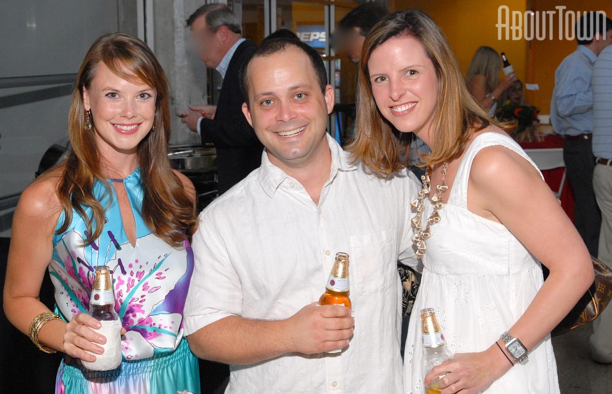 Amy Bailey, Frank Peerson, Sara Hood