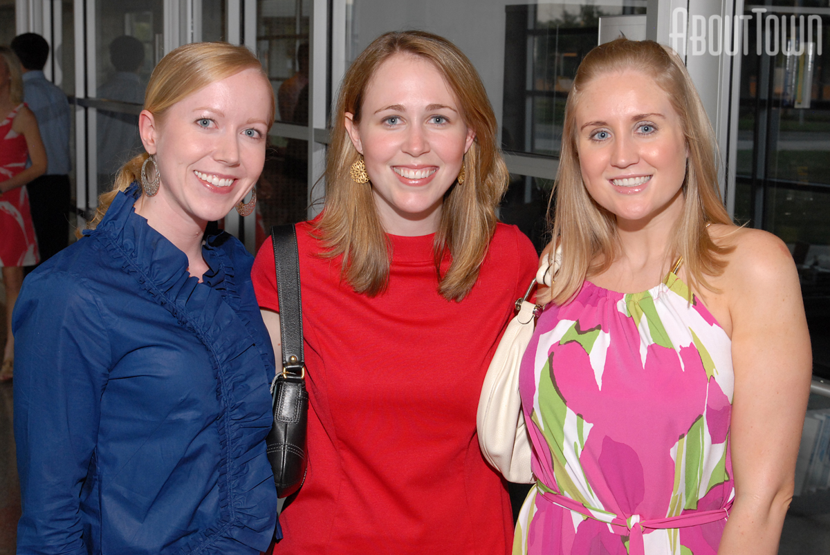 Leslie Cooper, Katie Rutledge, Sara Kathryn Bates