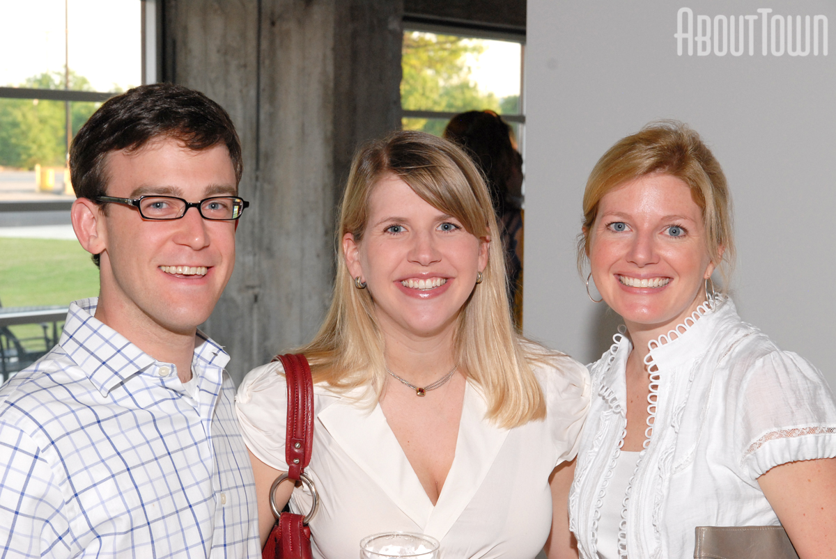 David Averyt, Emily Heide, Margaret Moore Porter