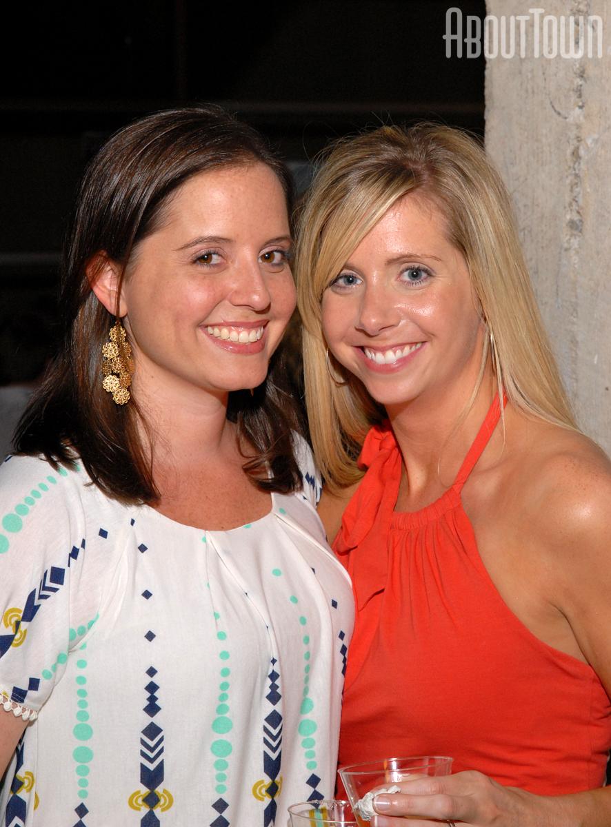 Rachel Waters, Julie Wall