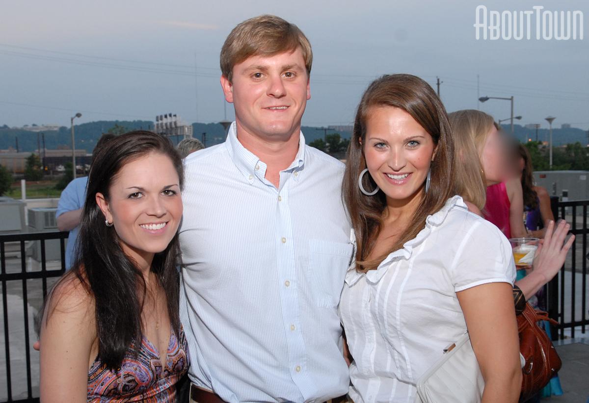 Rachel Dresher, Blake Smith, Dana Humphreville