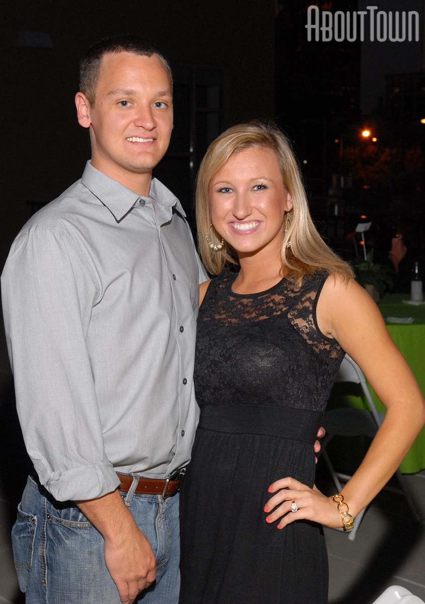 Chase Wright, Sarah Hester
