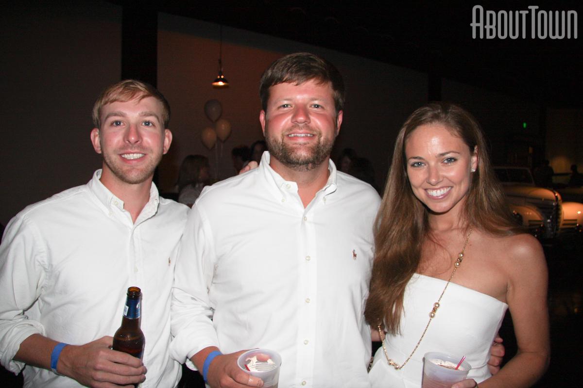 Scott Chapman, Rob Davey, Abbie Coe