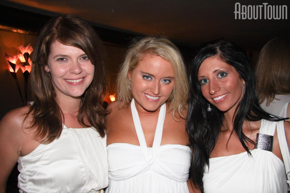 Abbie Moorhead, Ashley Carlisle, Morgan Gillespie