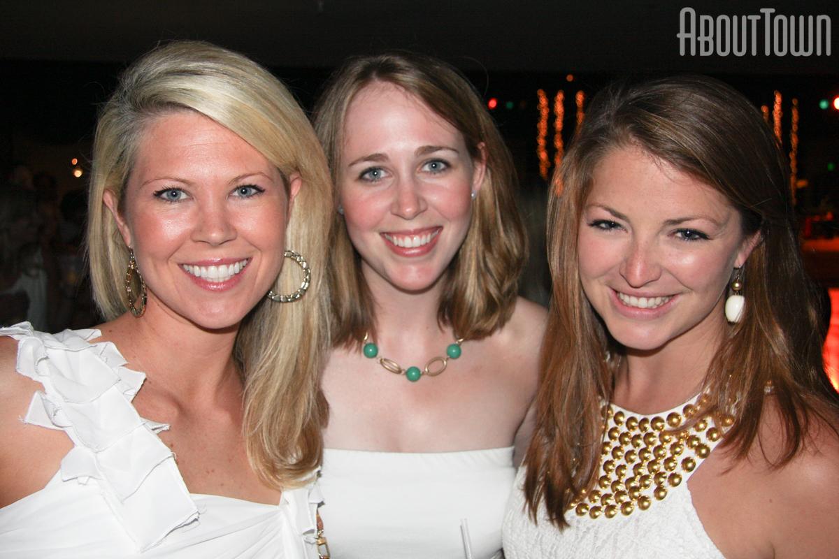 Anna Bryant, Katie Rutledge, Augusta Beals