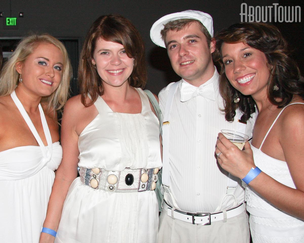 Ashley Carlisle, Abbie Moorhead, Brian Matthew Smith, Natalie Globetti