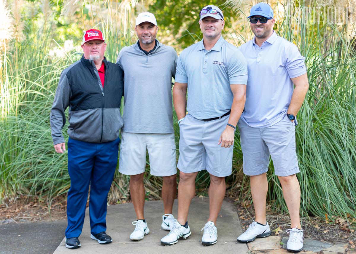 Cody Doles, Mark Busic, Robby Glenn, Jay Barker