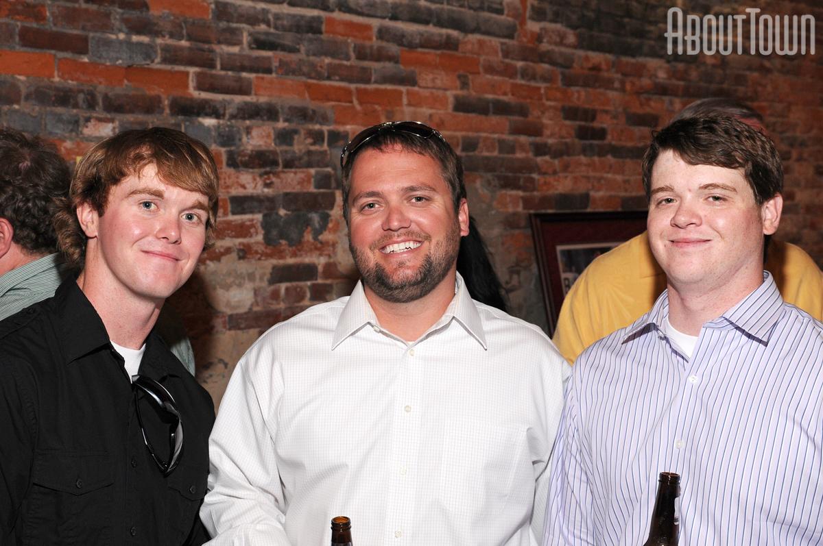 Andy Yancey, Matt Yancey, Chuck Yancey