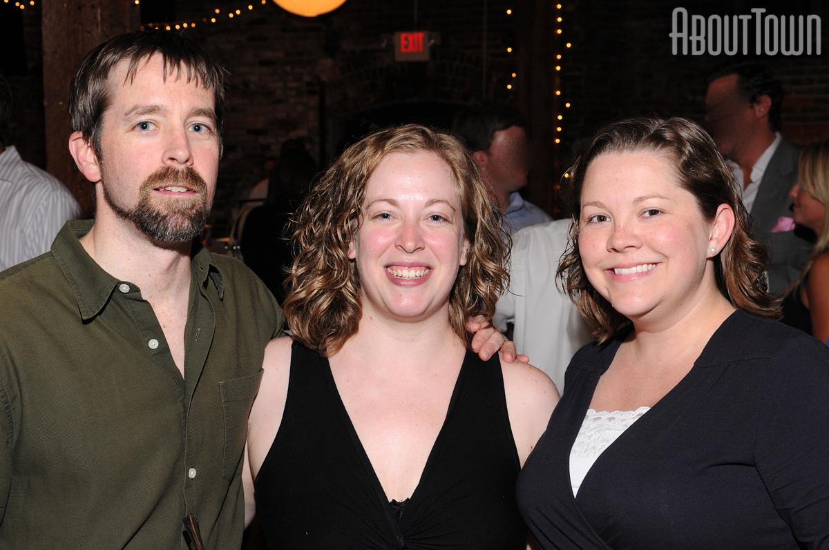 Tim and Melissa Beukelman, Erin Kattus