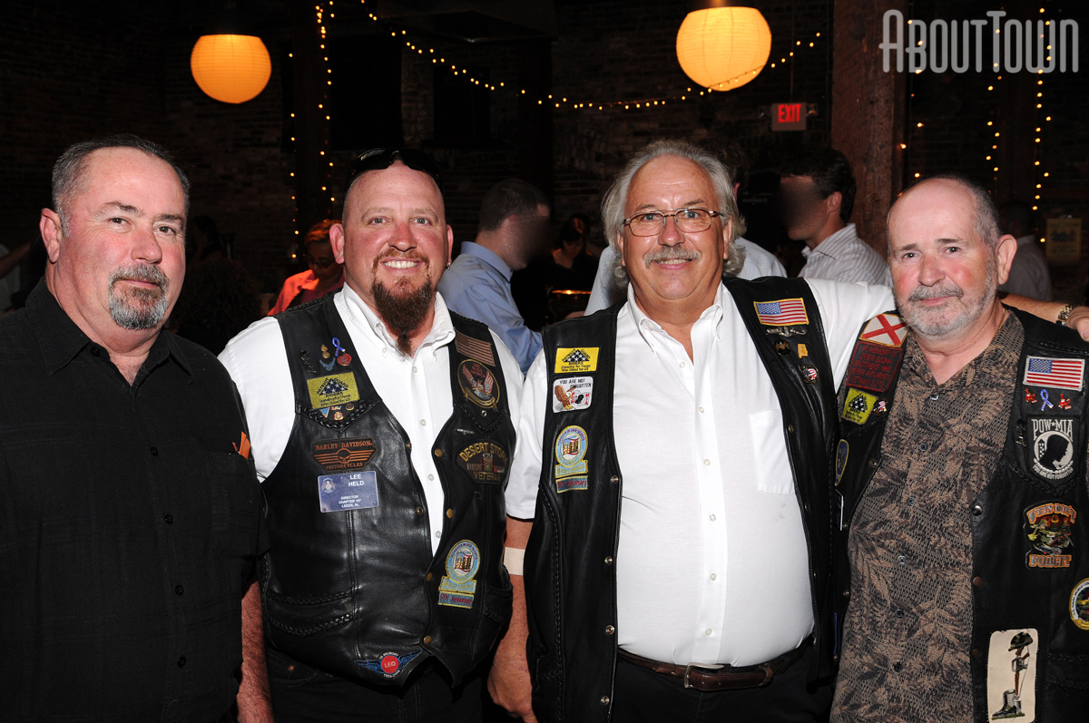Don Williams, Lee Held, Phil Wensko, Steve Sullivan