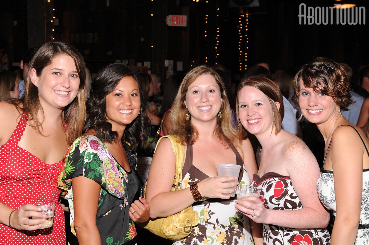 Ashley Motley, Cie Washburn, Nickie Southworth, Britney Capps, Jessica Glenn
