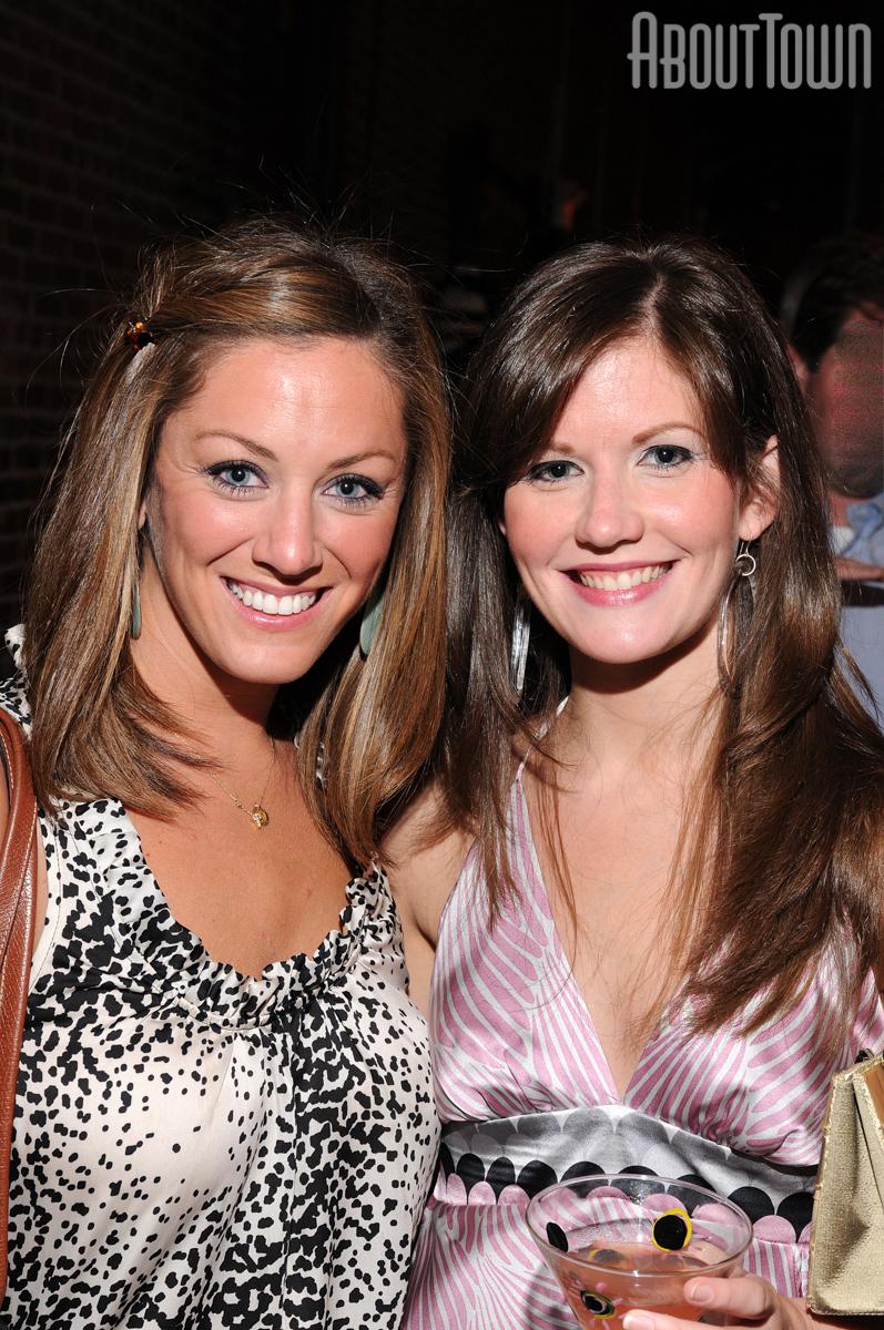 Audrey Joseph, Kate Parks