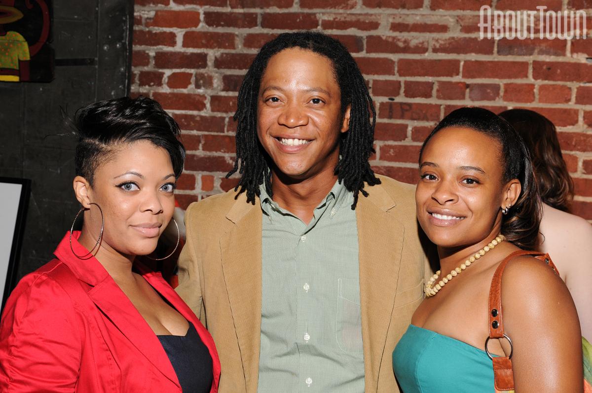 Shaunteeya Arrington, Theo Benifield, T. Sheray Booker
