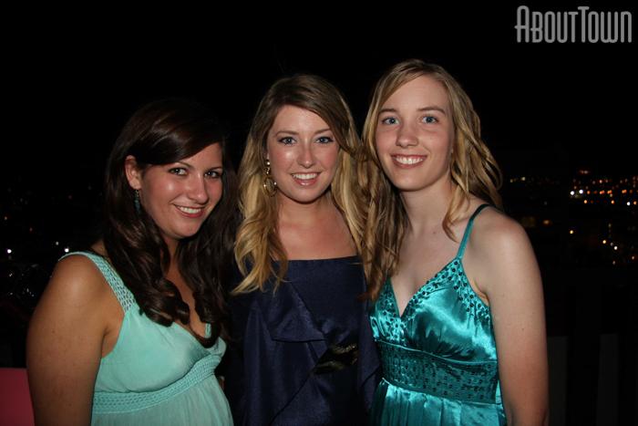 Katharine Weaver, Annie Duncan, Courtney Pie