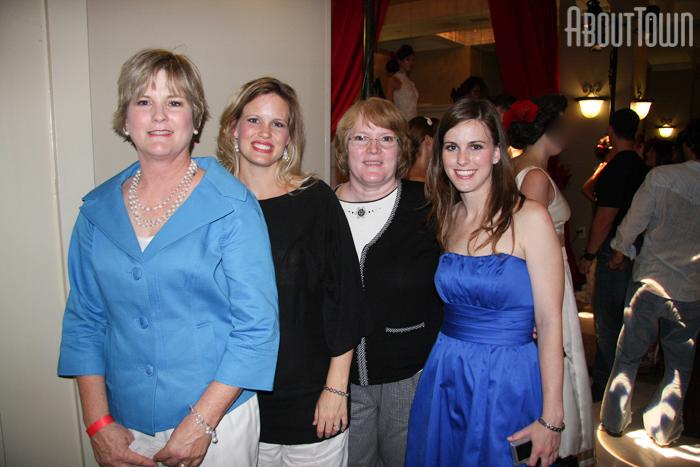 Kathy Jacobs, Beth Colvin, Deborah Wallace, Amy Jacobs