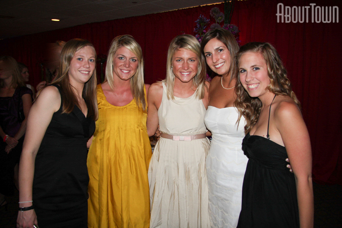 Jane Woodward, Ann Mitchell, Molly Mitchell, Brook Blues, Megan Shapleigh