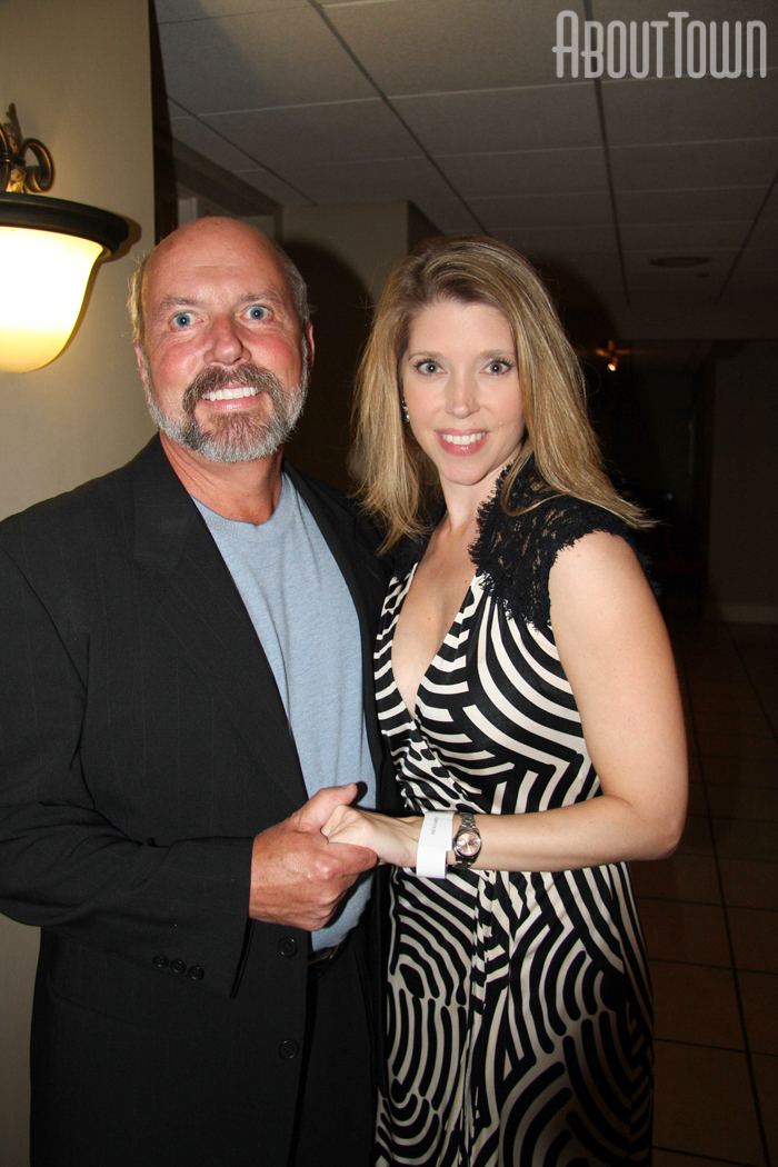 Bob Eichelberger, Stacy Davies