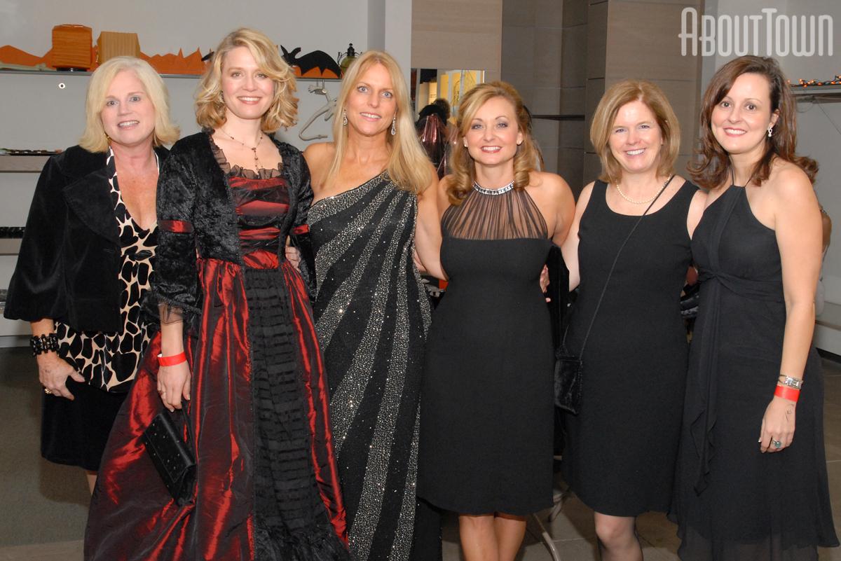 Sandy Eichelberger, Erika Kirkland, Robyn Mitchell, Carol Reyer, Debbi Harton, Carrie Calvert