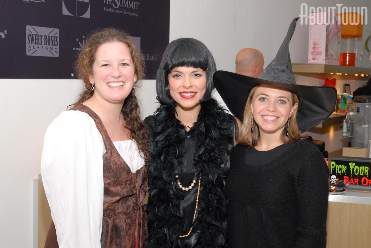 Jenni Parker, Maggie Estess, Jenny McPhail