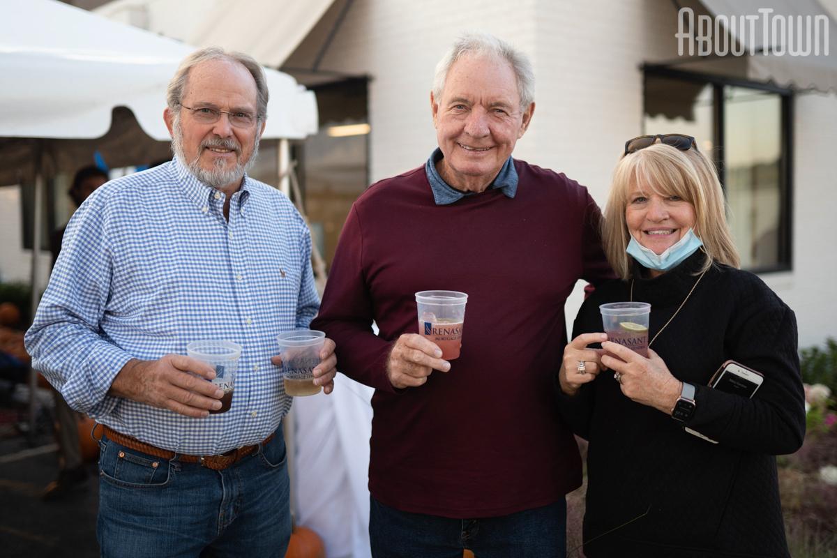 David Turner, Charlie Stanford, Barb Wheeler