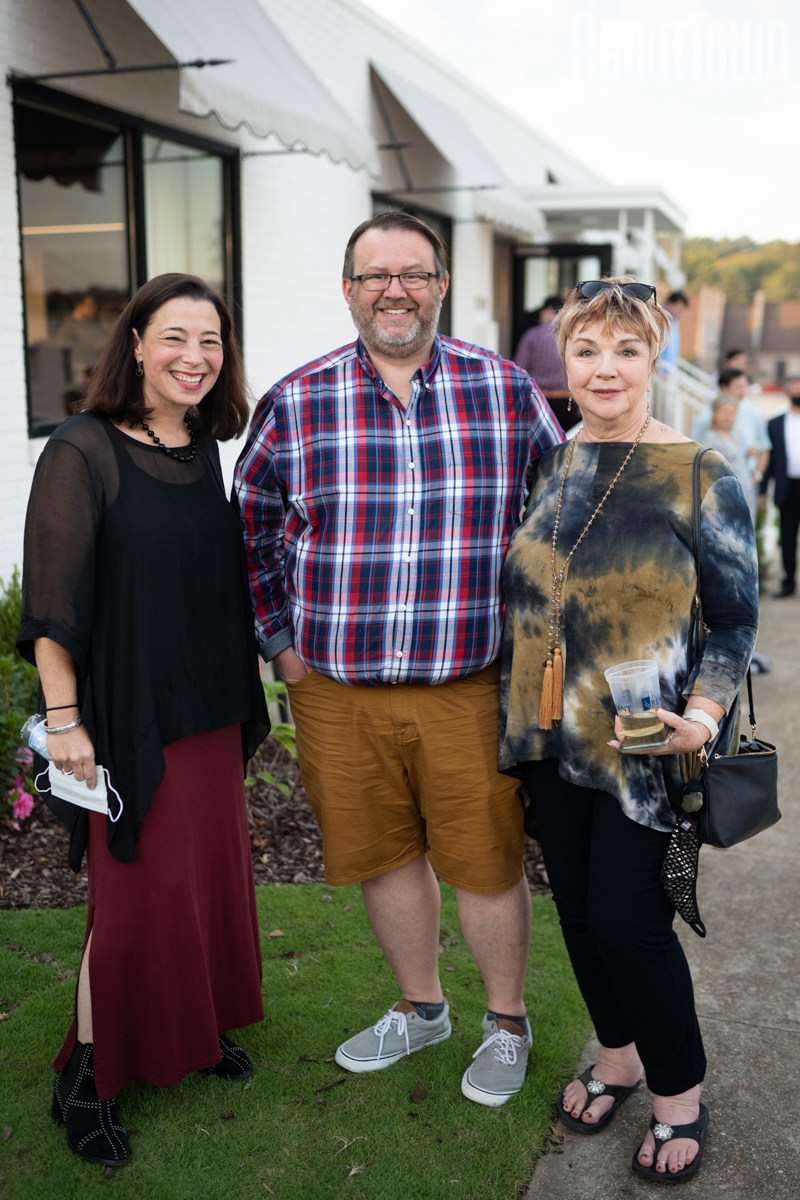 Virginia Markstein, Robert Kenmore, Janet Hamm