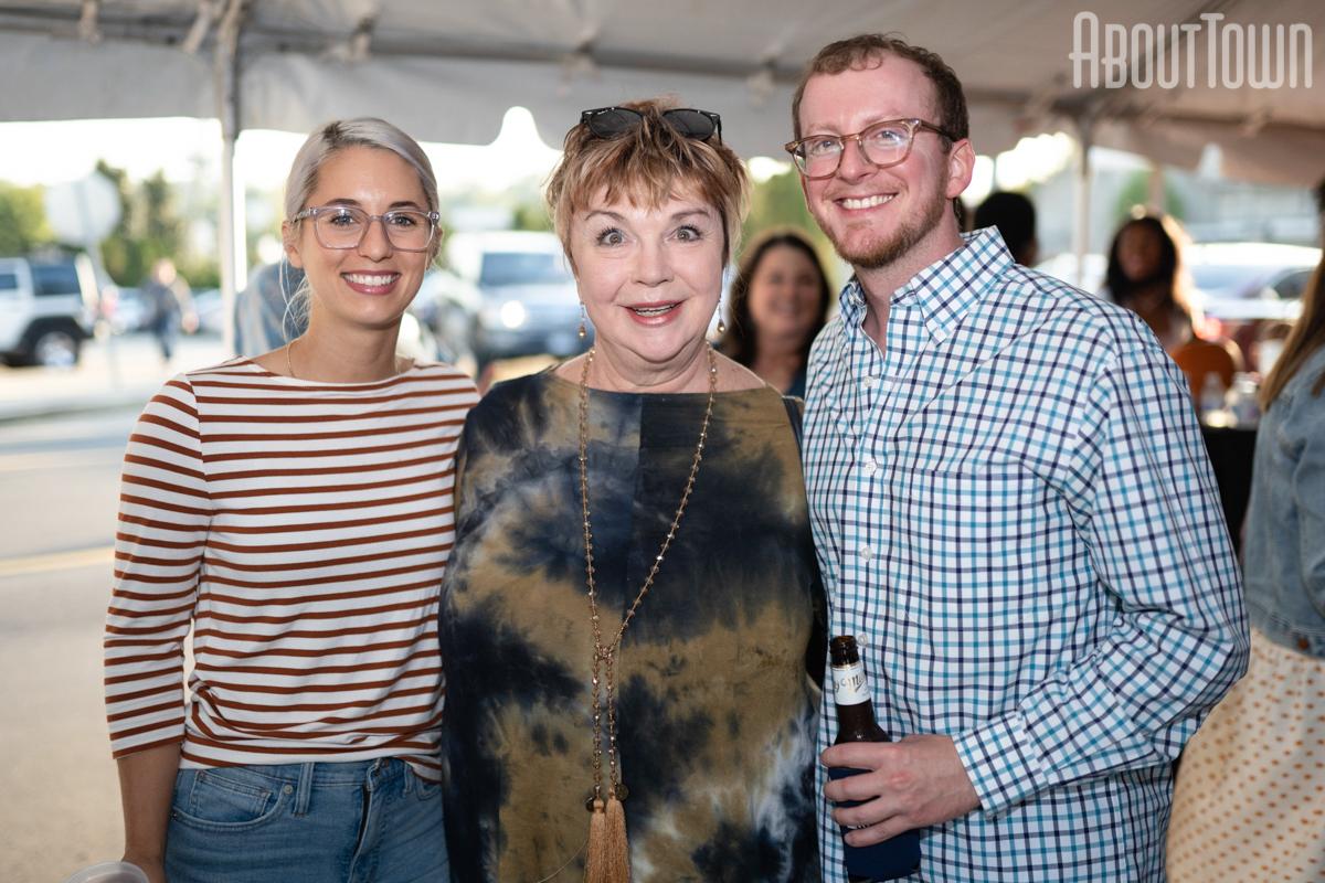 Maggie Blasing, Janet Hamm, Daniel Nelms