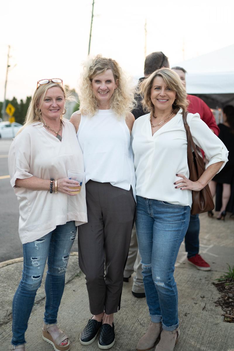 Donna Williams, Jennifer Cleveland, Teresa Wilson