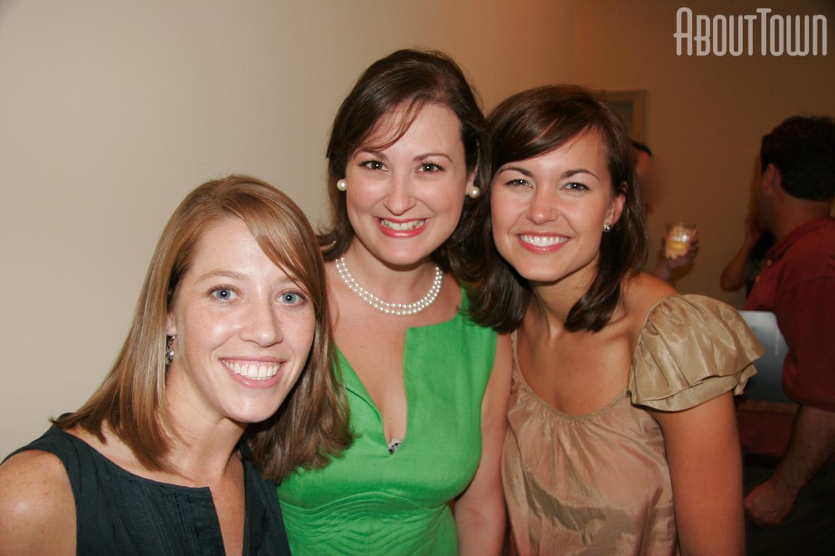 Tori Stewart, Elizabeth Dray, Ashley Harrison