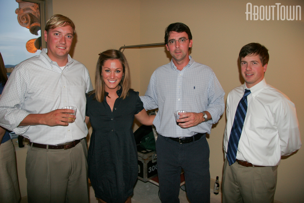Price Evans, Audrey Joseph, Hunter Wright, Blake Norberg