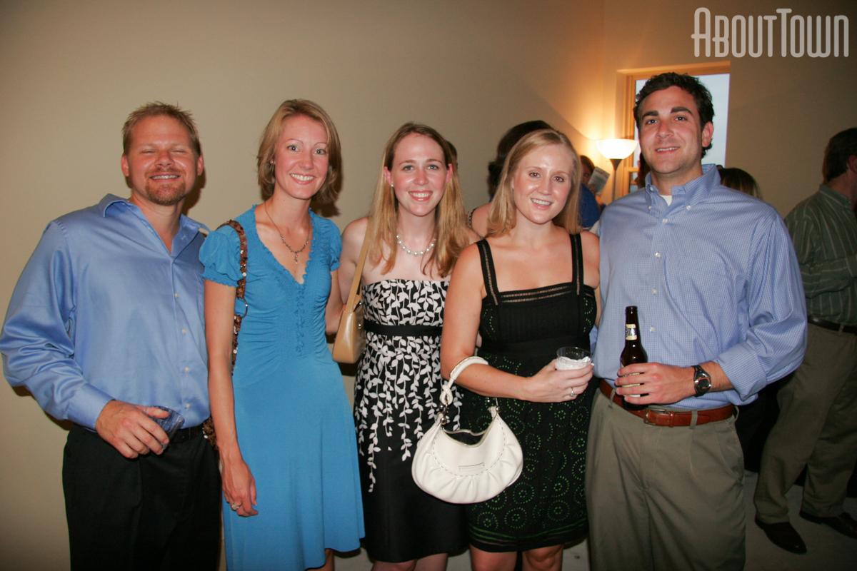 Greg Baird, Christina Barger, Katie Rutledge, Sarah Katherine Bates Joseph Cascio