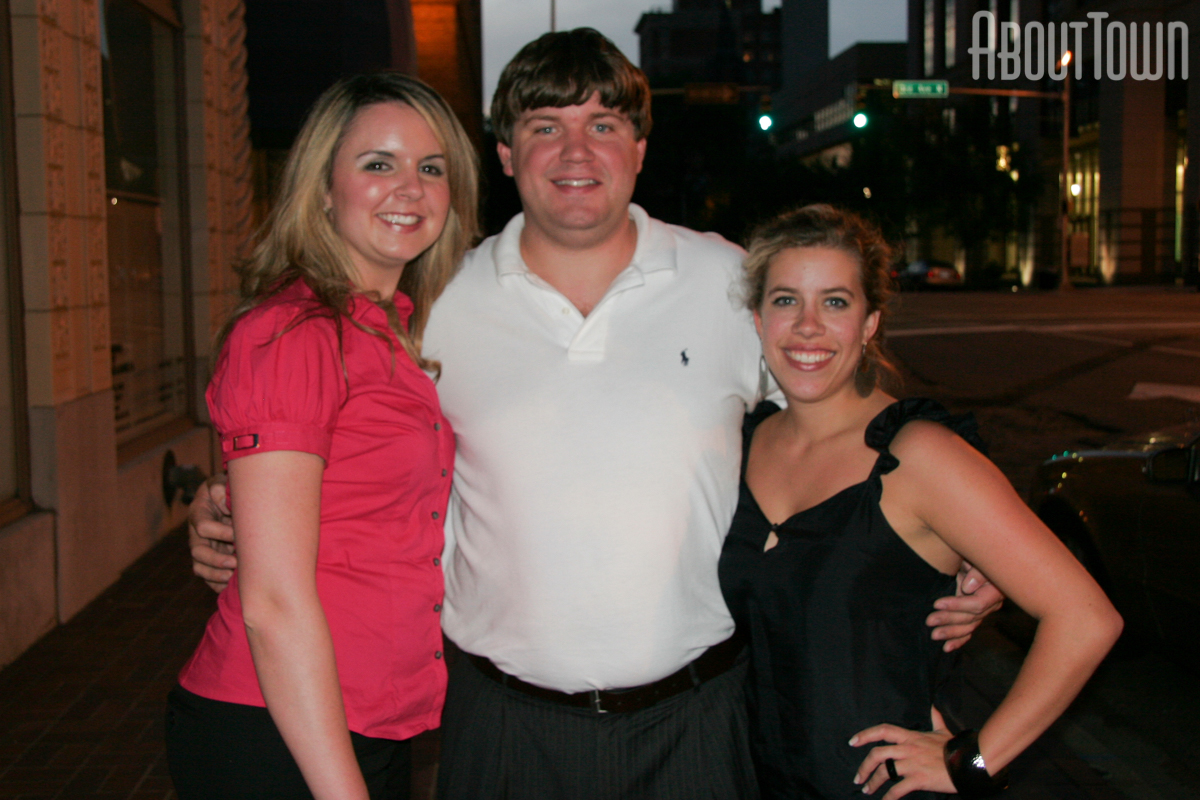 Jennifer Brown, Brooks Wallace, Katie Fuglaar