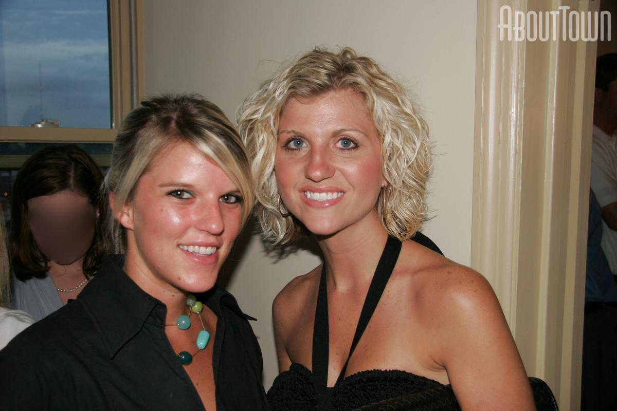 Amanda Stewart, Casey Chappell