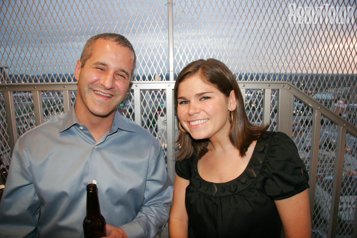 Richard Lamoureux, Allison Luker